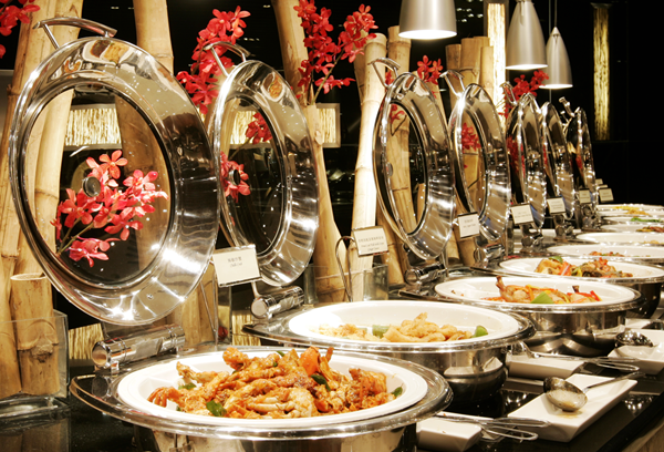 Macau buffet package