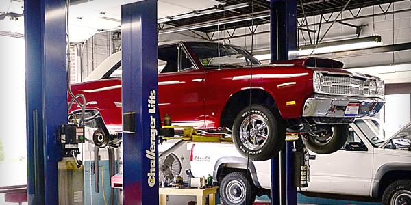 Auto shop Abingdon MD