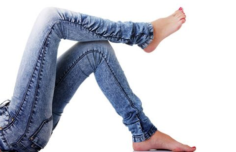 Benefit of jeans