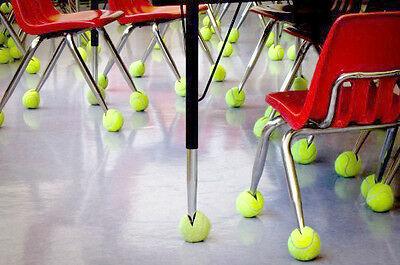 pre-cut tennis balls