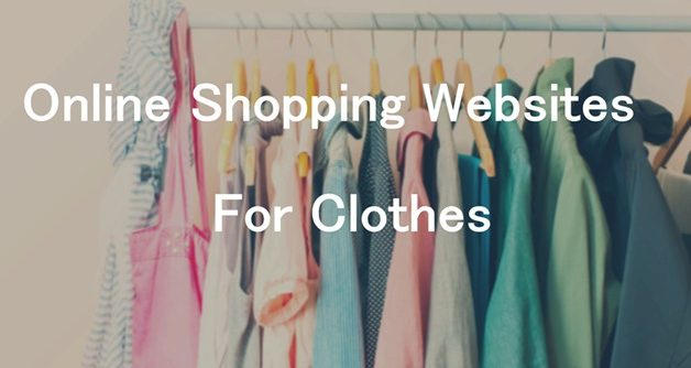 men's online clothes shopping sites