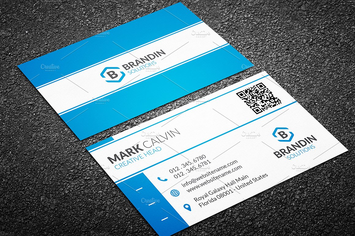 Great business card designs for inspiration things you for Postcard business cards